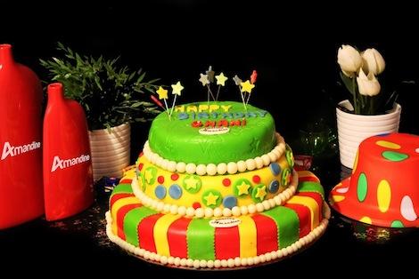 Avec cette séries de gâteau, nous vous proposons de fêtez votre anniversaire autrement ! - Pâtisserie Amandine Marrakech